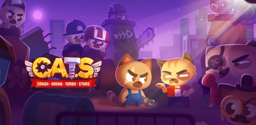 CATS: Crash Arena Turbo Stars v2.20.3