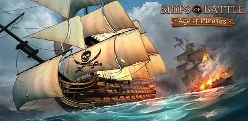 Ships of Battle Age of Pirates v2.6.7 + data
