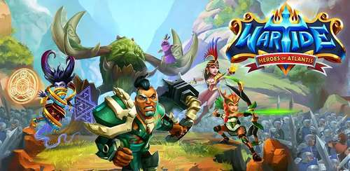 Wartide: Heroes of Atlantis v1.11.8