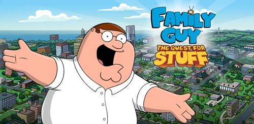 Family Guy The Quest for Stuff v3.7.3