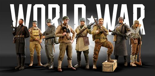 World War Heroes: WW2 Shooter v1.17.1 + data