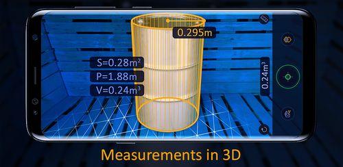 AR Ruler App – Tape Measure & Cam To Plan v1.4.7