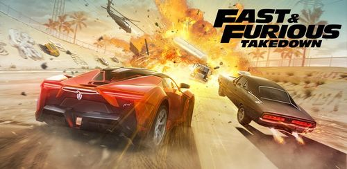 Fast & Furious Takedown v1.8.01 + data