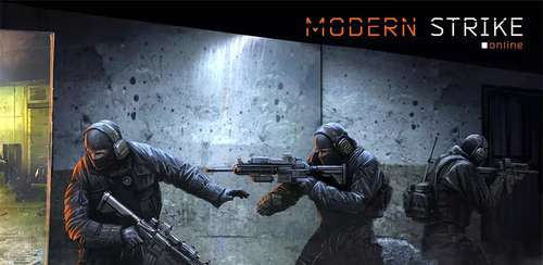 Modern Strike Online – FPS Shooter! v1.32.1