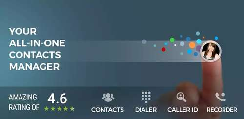 Contacts, Phone Dialer & Caller ID: drupe v3.046.00023-Rel