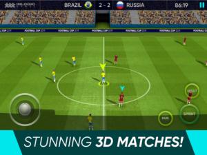 تصویر محیط Soccer Cup 2020 v1.10.1