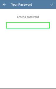 آموزش بخش های امنیتی تلگرام