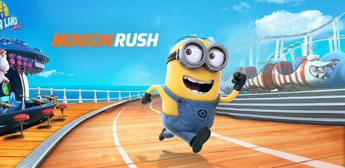 Minion Rush: Despicable Me Official Game v6.6.1a