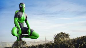 تصویر محیط Rope Frog Ninja Hero – Strange Gangster Vegas v1.5.5