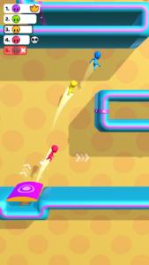 تصویر محیط Run Race 3D v1.2.3