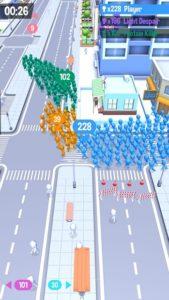تصویر محیط Crowd City v1.7.17
