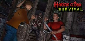 تصویر محیط Horror Clown Survival v1.16