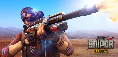 Best Sniper Legacy: Dino Hunt & Shooter 3D v1.07.0
