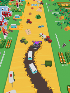 تصویر محیط Clean Road v1.6.0