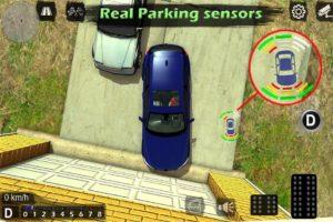 تصویر محیط Manual gearbox Car parking v4.5.4