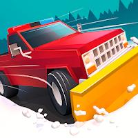 بازی ماشین برف روب آیکون