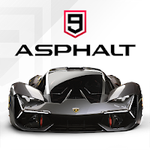 Asphalt 9: Legends – Epic Car Action Racing Game v2.4.6a + data