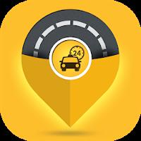 تاکسی اینترنتی تاچ سی آیکون
