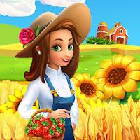 بازی ساخت مزرعه و شهر آیکون