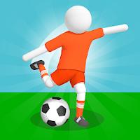 بازی فوتبال اول شخص جذاب آیکون