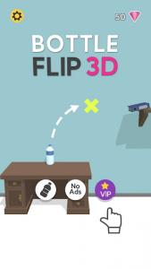 تصویر محیط Bottle Flip 3D v1.55