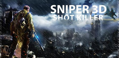 Sniper 3D Strike Assassin Ops – Gun Shooter Game v2.3.3