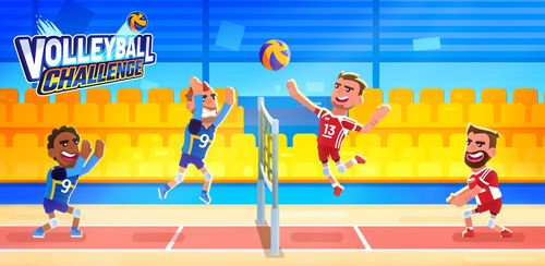 Volleyball Challenge – volleyball game v1.0.18