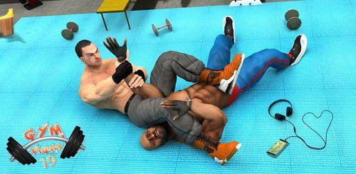Bodybuilder Fighting Club 2019: Wrestling Games v1.0.5