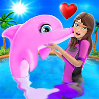 بازی فانتزی آموزش به دلفین در 70 مرحله آیکون