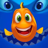 بازی جورچین سه تایی در اعماق اقیانوس آیکون