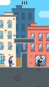 تصویر محیط Mr Bullet – Spy Puzzles v3.3