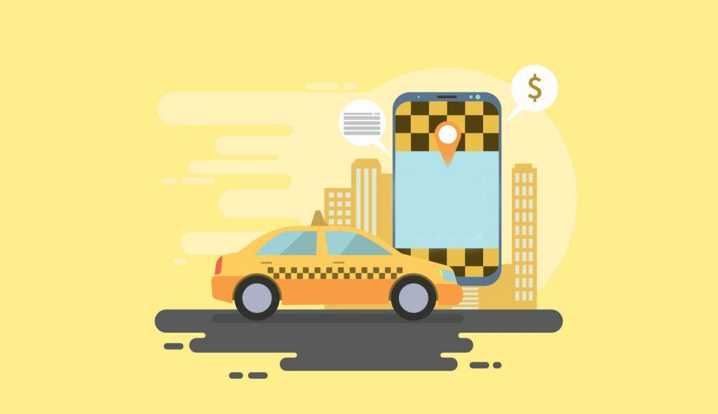 اموزش تصویری گرفتن تاکسی با اسنپ