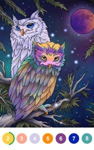 تصویر محیط Paint By Number – Free Coloring Book & Puzzle Game v2.49.0