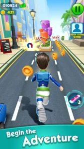 تصویر محیط Subway Princess Runner v3.9.3
