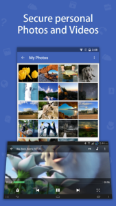 تصویر محیط Folder Lock Pro v2.3.9