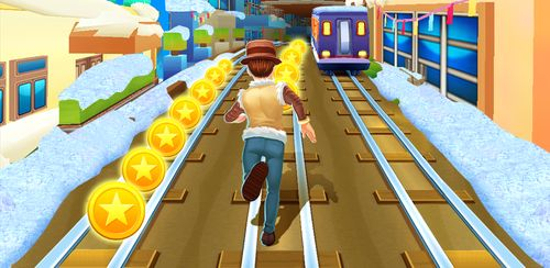 Subway Princess Runner v3.4.6