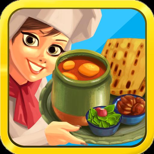 بازی رستوران داری ایرانی(سفره چی) آیکون
