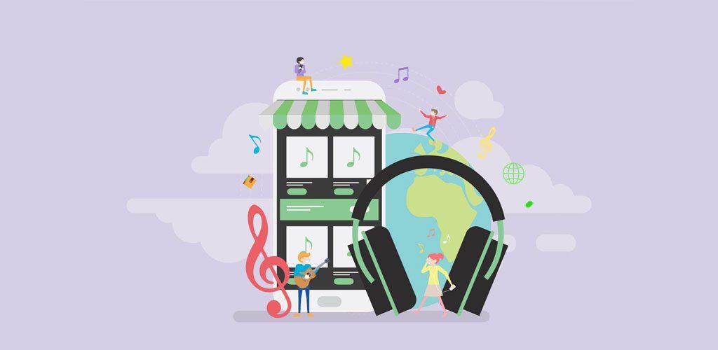 آموزش ویرایش موسیقی