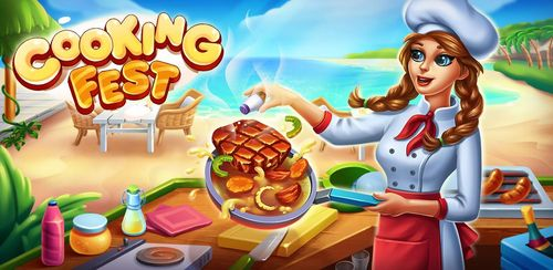 Cooking Fest : Chef Restaurant Girls Cooking Games v1.41