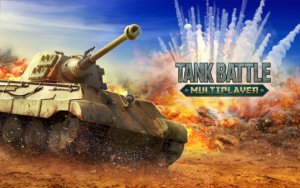 تصویر محیط Tank Battle Heroes: World of Shooting v1.16.3