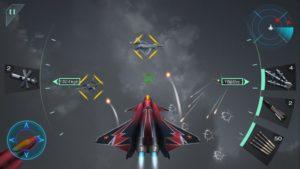 تصویر محیط Sky Fighters 3D v1.5