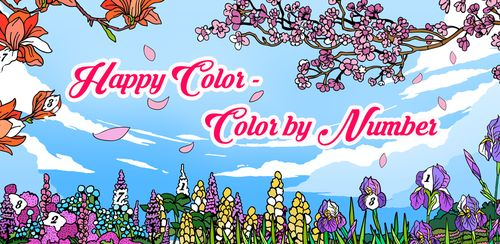 Happy Color™ – Color by Number v2.9.5