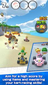تصویر محیط Mario Kart Tour v2.9.1