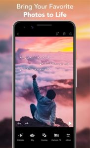 تصویر محیط Enlight Pixaloop – Photo Animator v1.3.3 build 1291