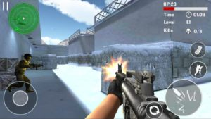 تصویر محیط Counter Terrorist Shoot v3.0