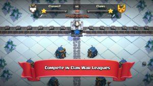 تصویر محیط Clash of Clans v11.866.17