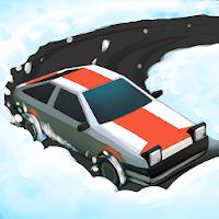 بازی سرعتی دریفت کشیدن و برف روبی آیکون