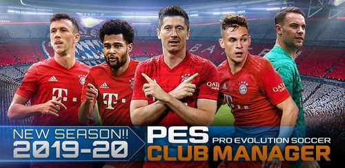 PES Club Manager v3.1.0 + data