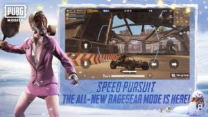 تصویر محیط PUBG Mobile v1.4.0
