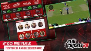 تصویر محیط Real Cricket™ 20 v3.7